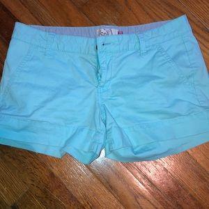 Teal Women's shorts